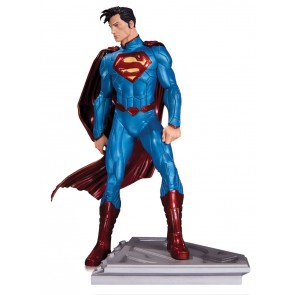 Superman The Man Of Steel Statue 18 cm by John Romita Jr.