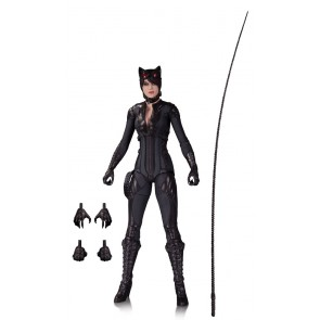 Batman Arkham Knight Catwoman Actionfigur 17 cm