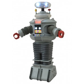 Lost In Space Elektronischer Roboter B9 25 cm