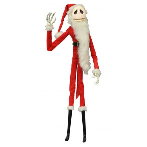 Nightmare before Christmas Puppe Santa Jack Coffin Doll Unlimited Edition 41 cm