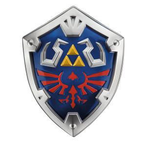 Legend of Zelda Link Hylia Schild Kunststoff Replik 48 cm