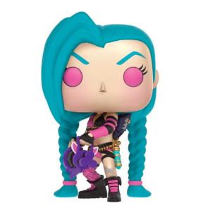 League of Legends Jinx POP! Figur 9 cm