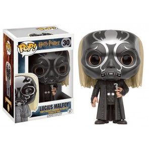Harry Potter Lucius Malfoy POP! Figur Death Eater 9 cm