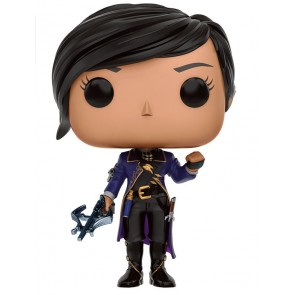 Dishonored 2 Emily POP! Figur Unmasked 9 cm