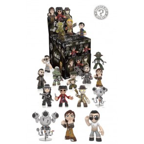 Fallout 4 Variant Mix #3 Mystery Minis Figuren 6 cm Display