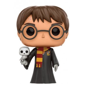 Harry Potter POP! Figur with Hedwig 9 cm