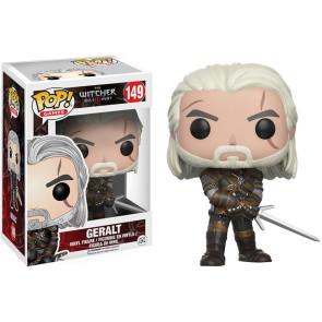 The Witcher Geralt von Riva POP! Figur 9 cm