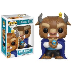 Die Schöne und das Biest The Beast POP! Figur 9 cm