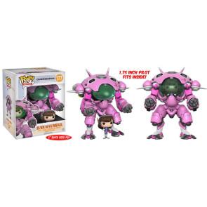 Overwatch D.VA & Meka POP! Figur 15 cm