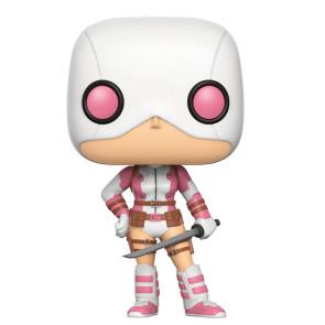 Marvel Comics Gwenpool Masked POP! Figur w Sword 9 cm