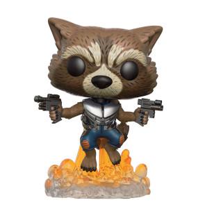 Guardians of the Galaxy Vol. 2 Rocket Raccoon POP! Figur 9 cm
