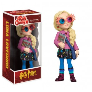 Harry Potter Luna Lovegood Rock Candy Vinyl Figur 13 cm