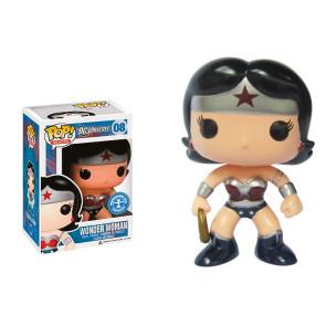 Wonder Woman The New 52 POP! Figur 9 cm Exclusive