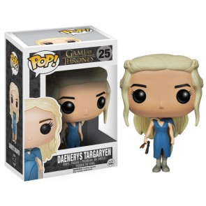 Game of Thrones Daenerys Targaryen POP! Figur Blue Gown 10 cm