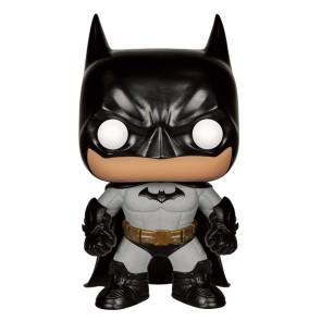 Batman Arkham Asylum POP! Vinyl Figur Batman 10 cm
