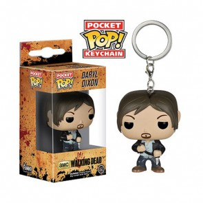 The Walking Dead Daryl Dixon POP! Schlüsselanhänger 4 cm