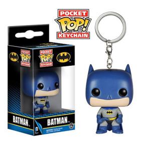DC Comics POP! Vinyl Schlüsselanhänger Batman 4 cm