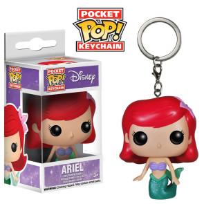 Disney Arielle Pocket POP! Schlüsselanhänger 4 cm