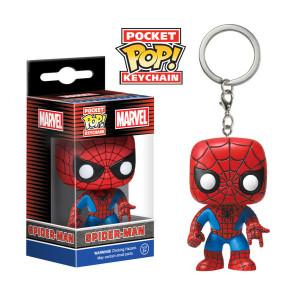 Spider-Man Pocket POP! Schlüsselanhänger 4 cm