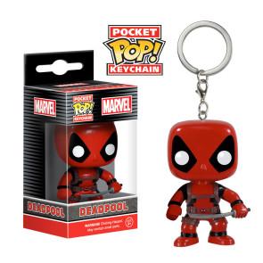 Deadpool Pocket POP! Schlüsselanhänger 4 cm