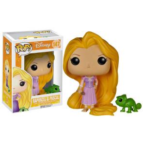 Rapunzel & Pascal POP! Figur 9 cm