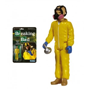 Breaking Bad Walter White in Cook Suit ReAction Actionfigur 10 cm