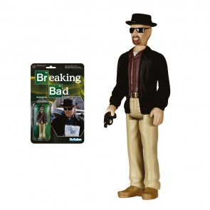 Breaking Bad Heisenberg ReAction Actionfigur 10 cm