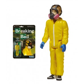Breaking Bad Jesse In Cook Suit ReAction Actionfigur 10 cm