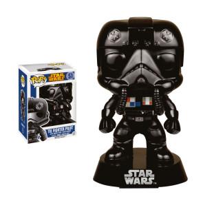 Star Wars Tie Fighter Pilot POP! Wackelkopf Figur 9 cm