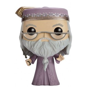 Harry Potter Dumbledore Wave 2 POP! Figur 9 cm