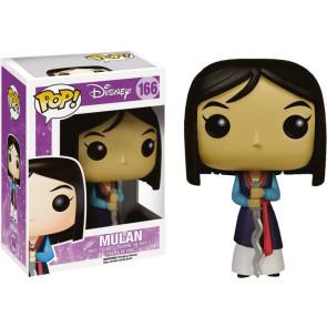 Mulan POP! Figur 10 cm