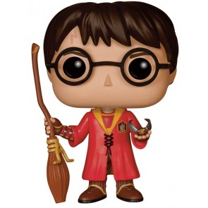 Harry Potter Quidditch POP! Figur 9 cm Limited