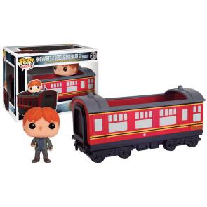 Harry Potter Hogwarts Express POP! Rides mit Ron Weasley 12 cm