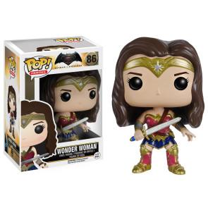 Batman v Superman Wonder Woman POP! Figur 9 cm