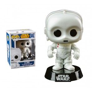 Star Wars K-3PO POP! Figur 10 cm Limited
