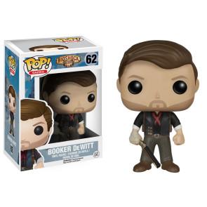 BioShock Booker DeWitt POP! Figur 9 cm