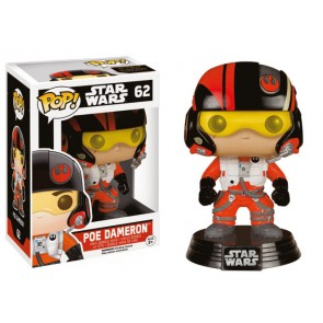 Star Wars VII Poe Dameron POP! Figur 10 cm