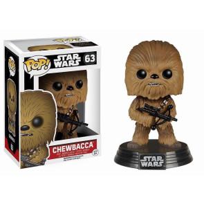 Star Wars VII Chewbacca POP! Figur 10 cm