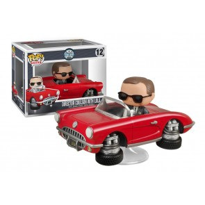 Agents of S.H.I.E.L.D. Director Coulson & Lola POP! Rides 12 cm