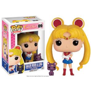 Sailor Moon & Luna POP! Figur 9 cm