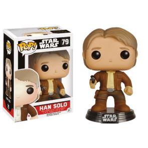 Star Wars VII Han Solo POP! Figur 9 cm