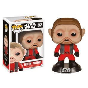 Star Wars VII Nien Nunb POP! Figur 9 cm