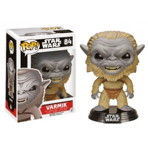 Star Wars VII Varmik POP! Figur 9 cm