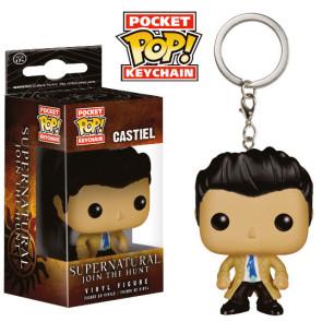 Supernatural Castiel Pocket POP! Schlüsselanhänger 4 cm
