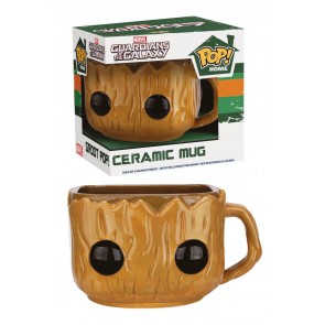 Guardians of the Galaxy Groot POP! Home Tasse