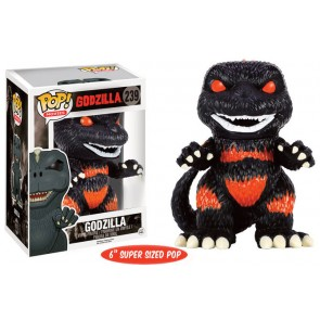 Godzilla Fire POP! Figur 15 cm Limited