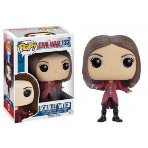 Captain America CW Scarlet Witch POP! Figur 10 cm