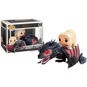 Game of Thrones Daenerys & Drogon POP! Rides Figur 18 cm