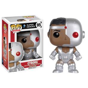 DC Comics Cyborg POP! Figur 9 cm