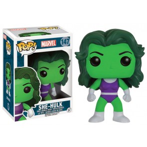 Marvel Comics She-Hulk POP! Figur 9 cm
